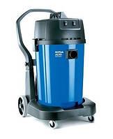 Пылесос для сухой и влажной уборки с тележкой Nilfisk Maxxi II 75-2 WD