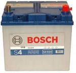 Аккумулятор Bosch S4 Silver 45Aч Asia