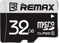 Remax microSDHC Class 10 UHS-I 32 Gb (C10-32GB)