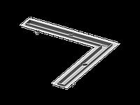 Дренажный канал угловой TECEdrainline 1000 мм, фото 1