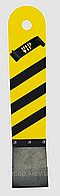 Табличка не парковаться с логотипом компании, фото 1