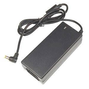 Блок питания 36W для светодиодной ленты DC12 3А PLC пластиковый