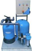 Система очистки и рециркуляции воды Кристалл 5000