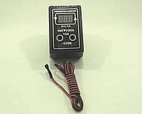 Терморегулятор цифровой 10А DALAS HOT/COL (-55°С ... +125°С)
