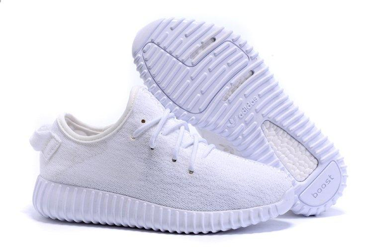 0bd4cfef63b4 Мужские Кроссовки Adidas Yeezy Boost 350 Dirty White  Адидас Буст 350 Белые  — в Категории