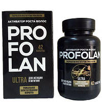 Profolan - Капсулы от облысения Профолан, капссулы от облысения профолан, капсулы для роста волосак, активатор