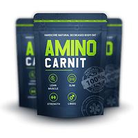 AminoCarnit - Активный комплекс для роста мышц и жиросжигания АминоКарнит, жиросжигатели, сушка мышц
