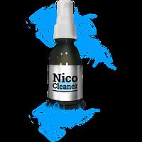 Nico Cleaner спрей для очистки лёгких от табачного дыма, Нико Клинер, чистка смол, лечение легких