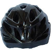 Велосипедный шлем NB FT-09-7 56-62 см Черный (80840242)