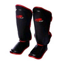 Защита для ног (голень + стопа) PowerPlay 3034 black