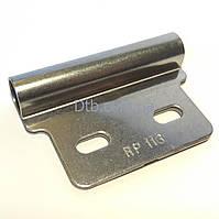 Накладка роликовая нержавеющая RP113 - роликодержатель Alutech, фото 1