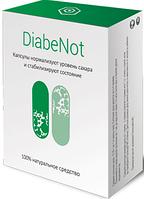 DiabeNot капсулы от диабета, ДиабеНот, от диабета, от сахарного диабета, лечение диабета, капсулы от диабета