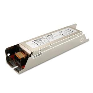 Блок питания 60W для светодиодной ленты DC12 5А ARL-60 узкий, металлический
