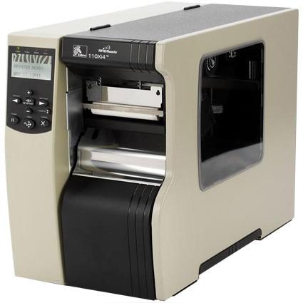 Термотрансферный принтер печати этикеток Zebra 110Xi4