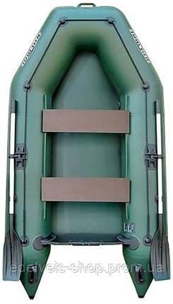 Лодка надувная рыболовная Kolibri стандарт КМ-280(под мотор), фото 2