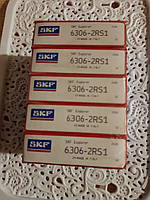 Подшипник 6306 -2RS1  SKF (180306) 30*72*19