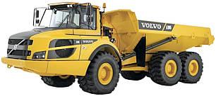 Автомодель Bburago серии Construction - Самосвал Volvo A25G (18-32085)