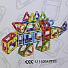 Магнитный конструктор Magnetic LT2004 106 деталей, фото 3