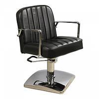 Парикмахерские кресла на гидравлике кресло парикмахерское на квадрате для салона красоты ZD 323
