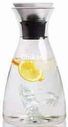 Стеклянный графин Chikao Bottle 1000 мл.