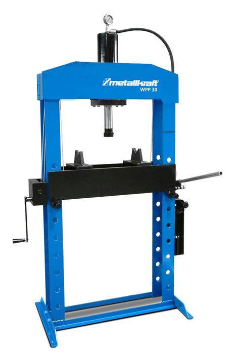 Пресс гидравлический Metallkraft WPP 30