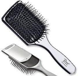 Щетка для волос Olivia Garden Duo массажная с зеркалом, OGBDUO