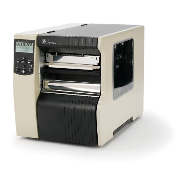 Промышленный принтер печати штрих-кода Zebra 170Xi4