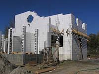 Строительство домов из термоблоков