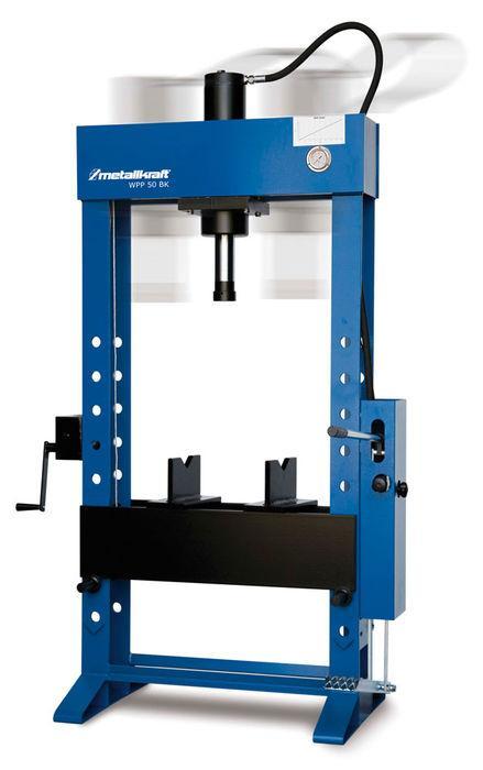 Пресс гидравлический Metallkraft WPP 30BK / WPP 50BK