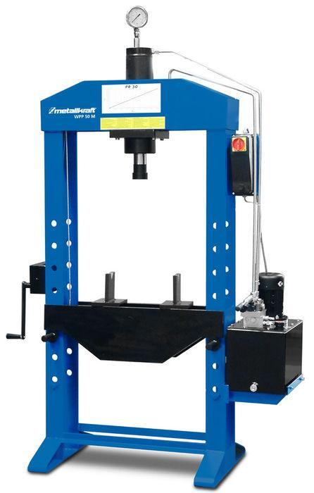 Гидравлический пресс Metallkraft WPP 50M
