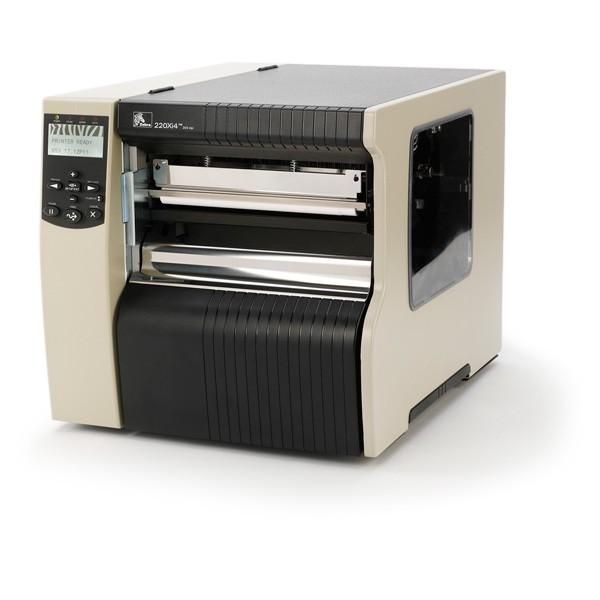 Настольный принтер печати штрих кода Zebra 220Xi4