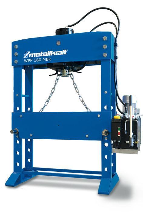 Гидравлические пресса Metallkraft WPP 160MBK / WPP 200MBK