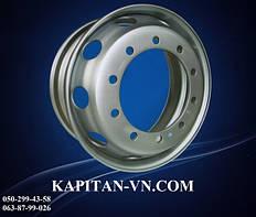 Грузовые колесные диски R17.5