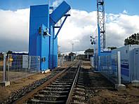 Железнодорожные инспекционно-досмотровые комплексы серии RF