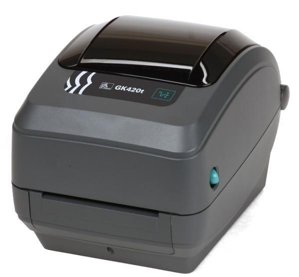 Термотрансферний принтер етикеток Zebra GK420T (GK42-102520-000)