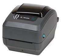 Термотрансферный принтер этикеток Zebra GK420T, фото 1