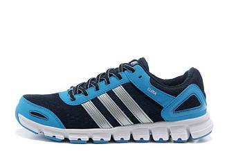 Мужские кроссовки Adidas ClimaCool Modulate M01 | Адидас климакул синие