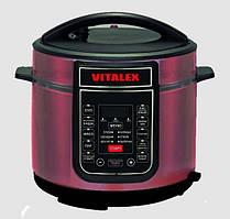 Мультиварка-скороварка Vitalex VL-5202 Фиолетовая (N10575-1)