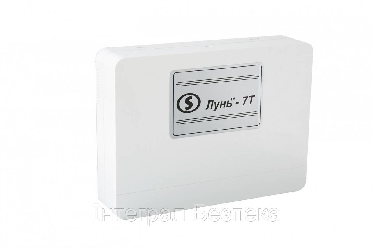 Лунь-7T Прибор приемно-контрольный охранно-пожарный  беспроводного канала связи GSM.