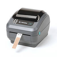 Термопринтер печати этикеток Zebra GX420D, фото 1