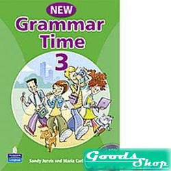New Grammar Time 3 Students Book+ CD. Jervis S., Carling M. Pearson