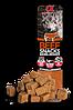 Альфа Спирит Alpha Spirit Snacks беззерновое лакомство для собак с говядиной кубики 35 г