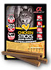Альфа Спирит Alpha Spirit Sticks беззерновое лакомство для собак с курицей палочки 40 г 16  шт