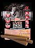 Альфа Спирит Alpha Spirit Sticks беззерновое лакомство для собак с печенью палочки 40 г 16 шт