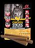Альфа Спирит Alpha Spirit Sticks беззерновое лакомство для собак с курицей палочки 40 г 4  шт