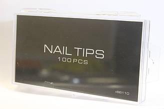Верхние формы для наращивания ногтей, силиконовые.