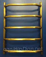 Бронзовый полотенцесушитель 500*700 Ольха 5 АЗОЦМ, фото 1