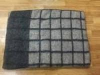 Одеяло полушерстяное (50%) 140х205 (400 гр/м2)