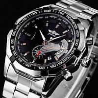 Мужские механические часы с автоподзаводом WINNER TITANIUM