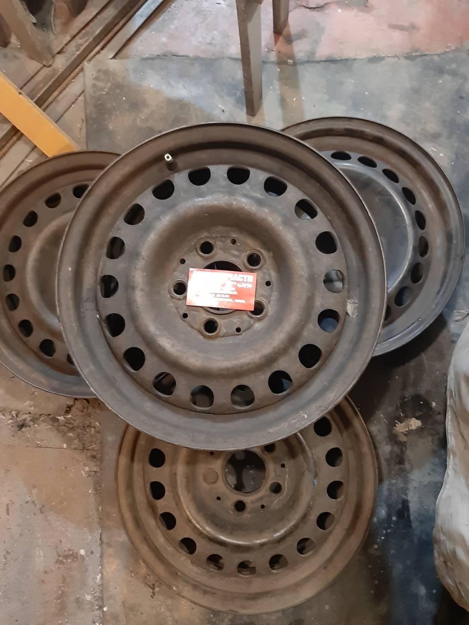 Диск колесный стальной 6j 5х112 R15 Mercedes Германия